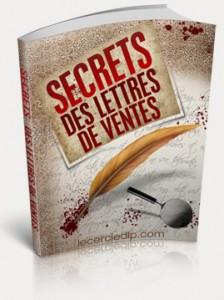 ebook secrets lettres ventes